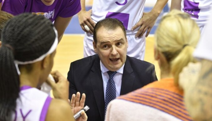 Mārtiņš Zībarts atzīts par Eirolīgas otro labāko treneri