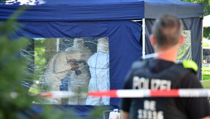 Германия высылает двух российских дипломатов в связи с убийством чеченца в Берлине