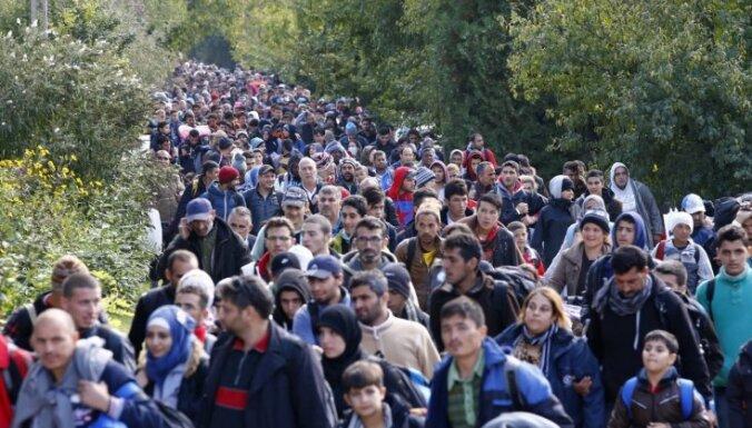 Венгрия закрывает границу с Хорватией