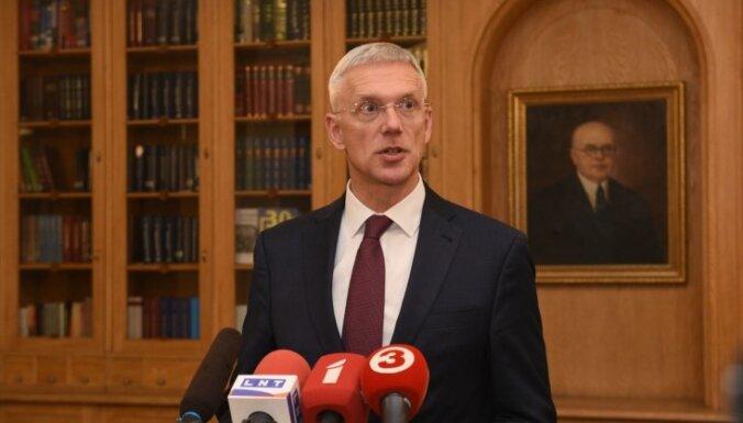 Кариньш считает заявление о попытке Латвии обойти литовский бойкот БелАЭС недоразумением
