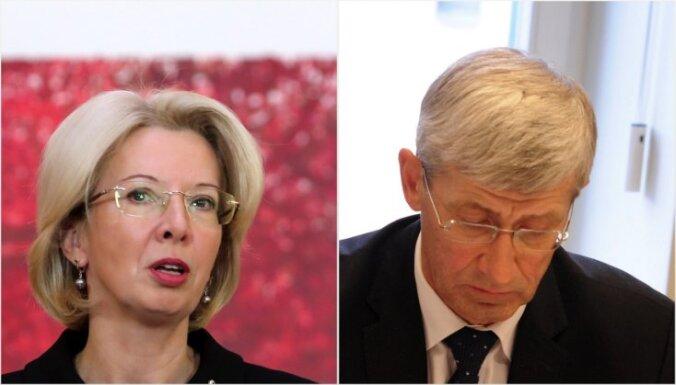 Bijušais Saeimas kancelejas vadītājs pārmet Mūrniecei faktu sagrozīšanu