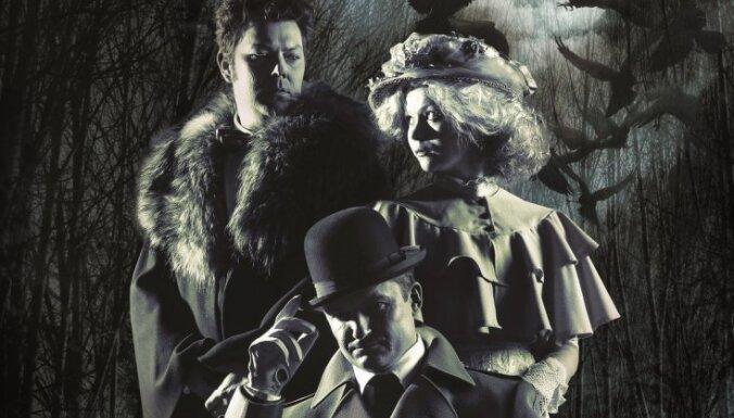 Nacionālajā teātrī top mūzikls 'Bāskervilu leģenda'