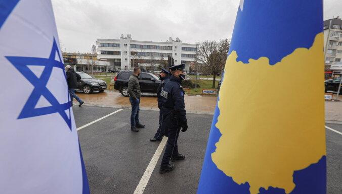 Serbija neapmierināta ar Kosovas-Izraēlas diplomātisko saišu nodibināšanu