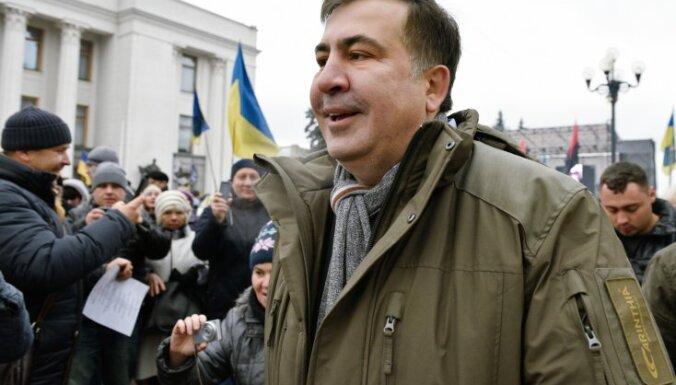 Районный суд Киева отказал прокуратуре в аресте Саакашвили