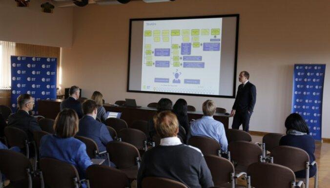 """Предприятие """"Sadales tīkls"""" проинформировало самоуправления об инвестиционных проектах на период до 2020 года"""
