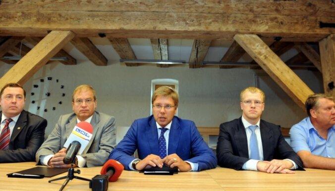 Ушаков: сделаем все, чтобы сразу после выборов быть в правительстве