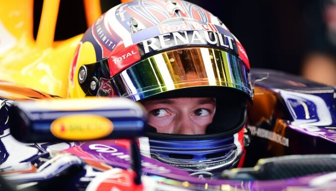 Россиянин Квят прорвался c 12-го места на 4-е место на Гран-при Бельгии