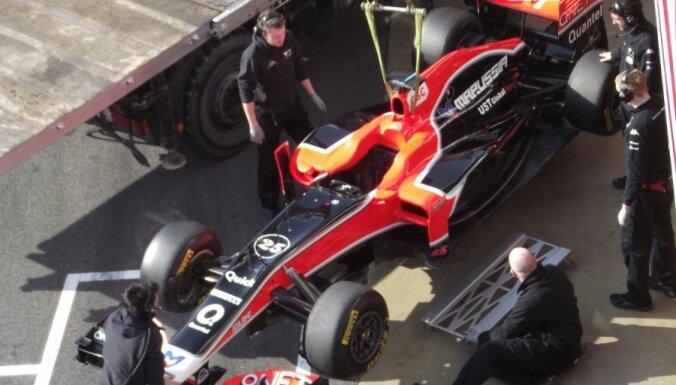 Российскую команду могут исключить из Формулы-1