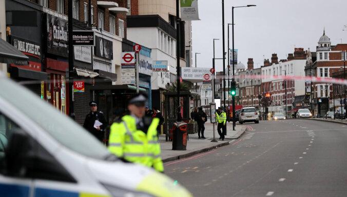 На юге Лондона произошел теракт. Нападавший застрелен