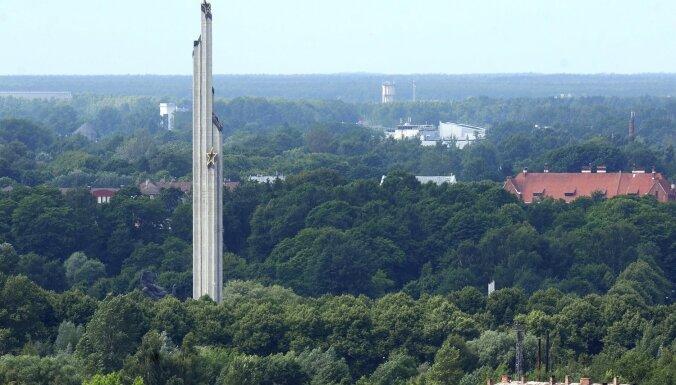 Рижская дума разрешила поставить панорамное колесо в Парке Победы