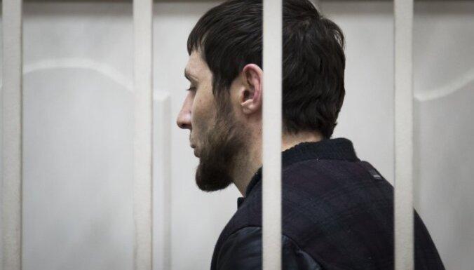 Zaur Dadaev, one of five suspects in the killing of Boris Nemtsov