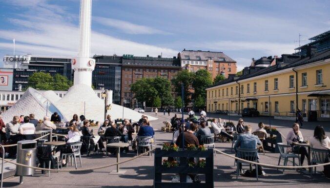 Жители Латвии, Литвы и Эстонии смогут въезжать в Финляндию без изоляции
