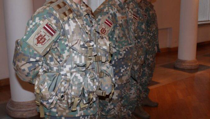 """Прощай, """"калашников""""! Как изменилась латвийская армия за 15 лет в НАТО"""