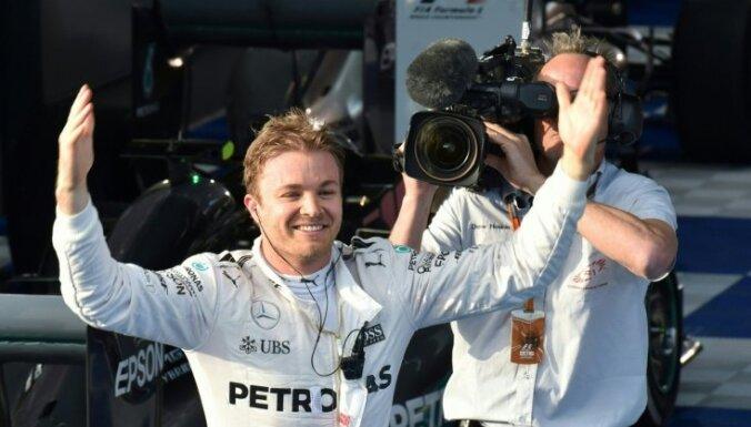 Росберг выиграл первый этап сезона Ф-1 — Гран-при Австралии