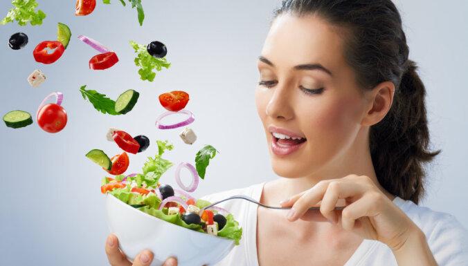 Seši uztura padomi pavasarim