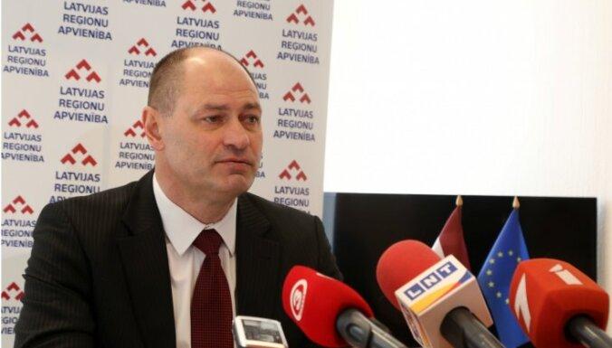 Reģionu apvienība grib ar prezidentu pārrunāt bēgļu uzņemšanu Latvijā