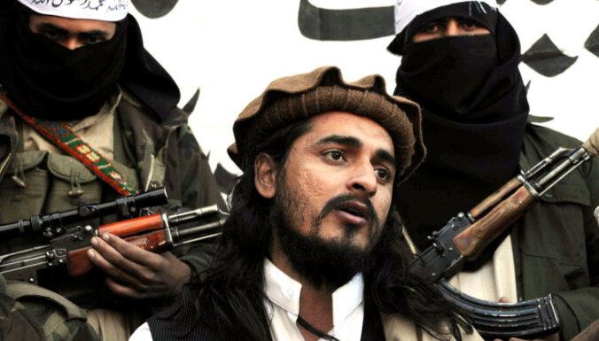 Nogalināts 'Taliban' Pakistānas atzara līderis