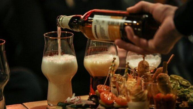 Infografika: desmitgade Latvijas alus ražošanā un patēriņā