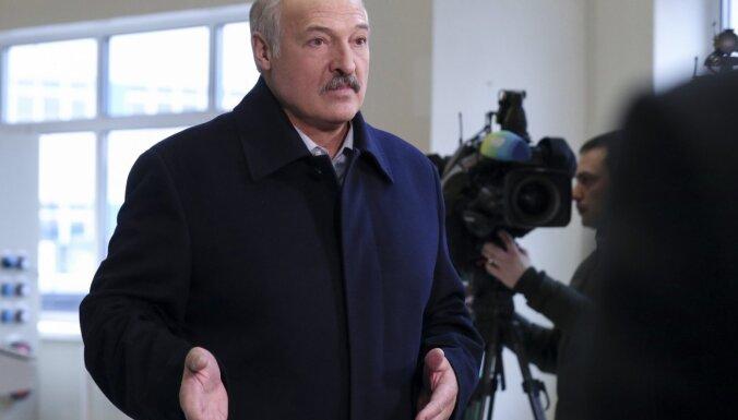 ASV piedāvā palīdzību Baltkrievijai, paziņo Lukašenko