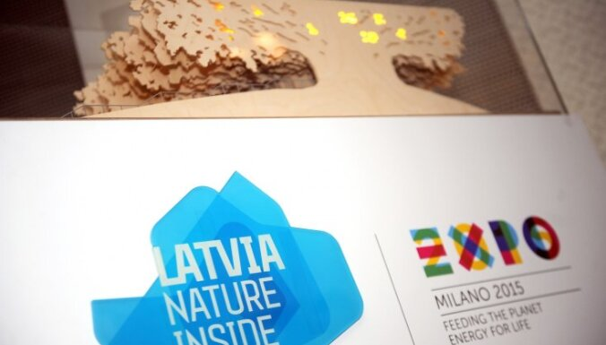 Эпопея с Expo 2015: от Латвии требуют 464 тысячи евро