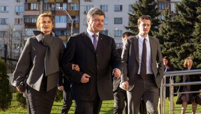 Сын Порошенко рассказал о том, как служил на Донбассе