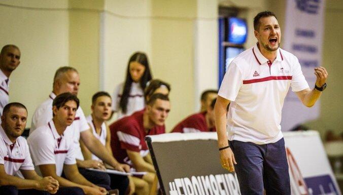 U-18 izlases treneris Feldmanis: izlašu neveiksmes ir signāls, ka nedarām visu vajadzīgo