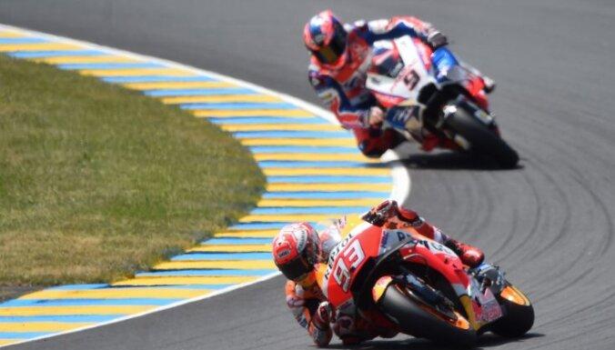 Pasaules čempionātā motošosejā nākamajā sezonā atkal būs 19 posmi