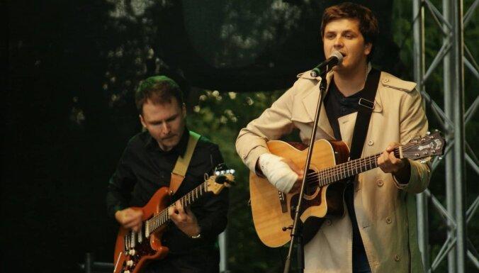 Noklausies! 'Dabasu Durovys' ieraksta dziesmu ar Ojāra Vācieša dzeju