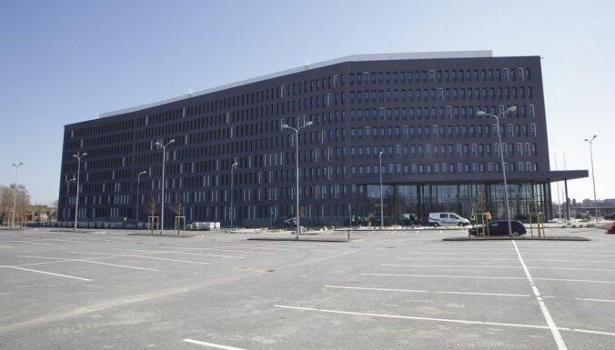Из административного здания VID эвакуировали посетителей и персонал