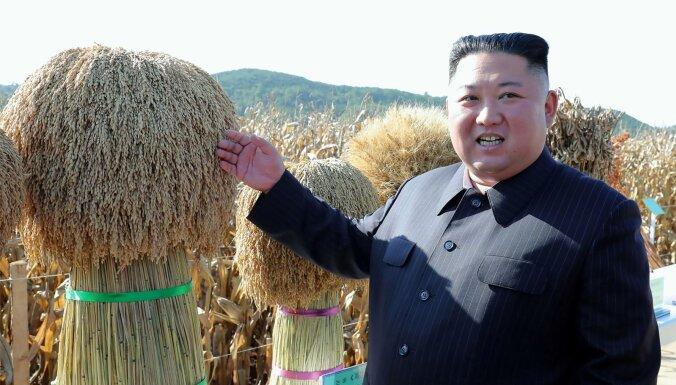 Ziemeļkoreja un Krievija apvieno spēkus 'viltus ziņu' apkarošanai