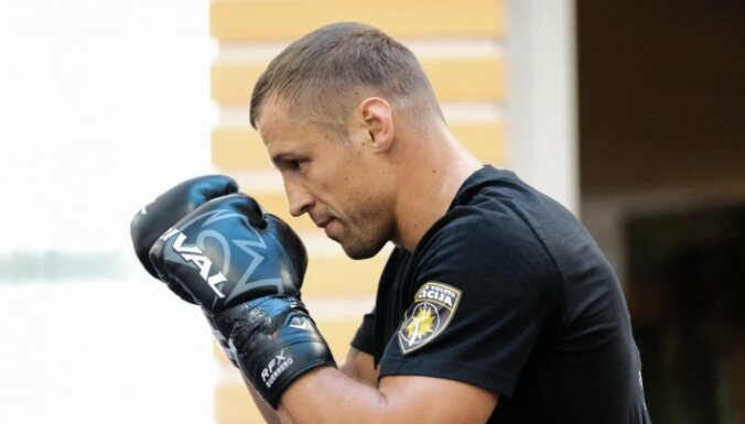 Майрис Бриедис: я готов к следующему бою на 60 процентов, но надеюсь, результат будет