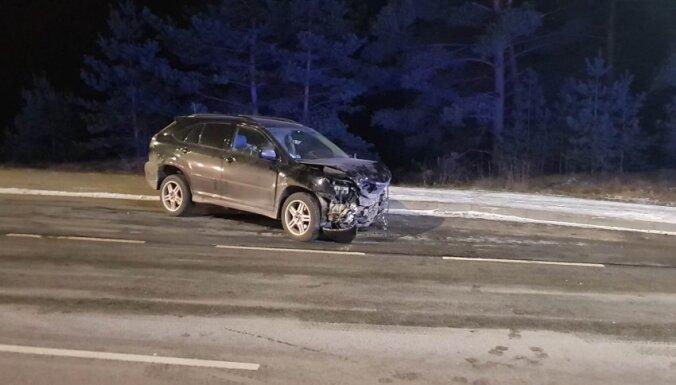 В трагическом ДТП под Ригой погиб водитель