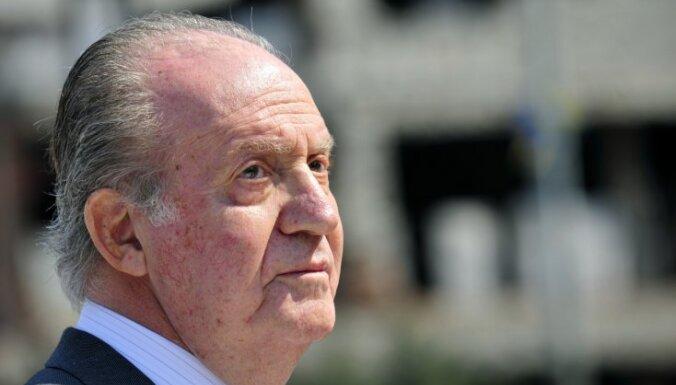 Прислуга короля Испании объявила забастовку