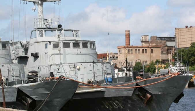 Svinīgā ceremonijā par Jūras spēku komandieri kļūs Kaspars Zelčs