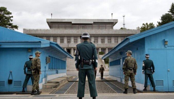 Южная Корея и КНДР договорились о встрече на высшем уровне