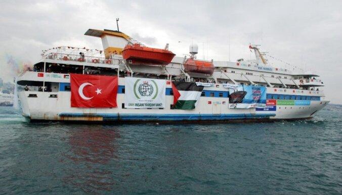 Израиль принес извинения Турции за инцидент с флотилией