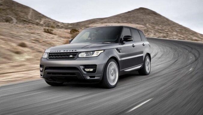 Jaunais 'Range Rover Sport' modelis