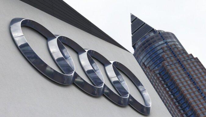 'Audi' pievienosies F-1 čempionātam