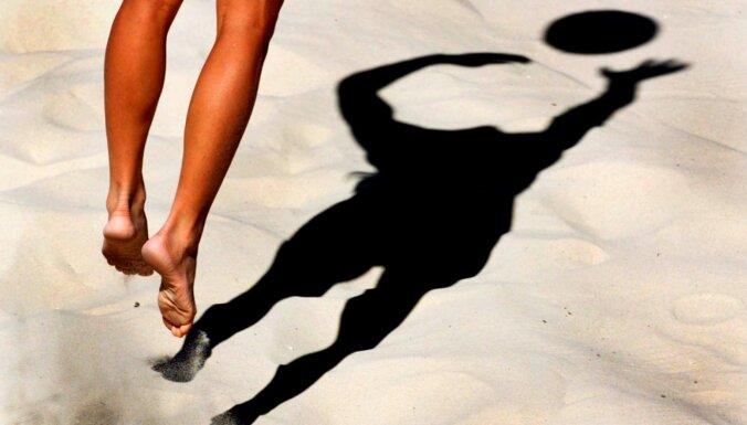 Pasaules tūres posms pludmales volejbolā Jūrmalā pārcelts uz 2021.gadu