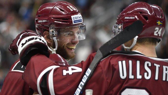 Divi Zviedrijas čempionāta hokejisti papildinās Rīgas 'Dinamo'