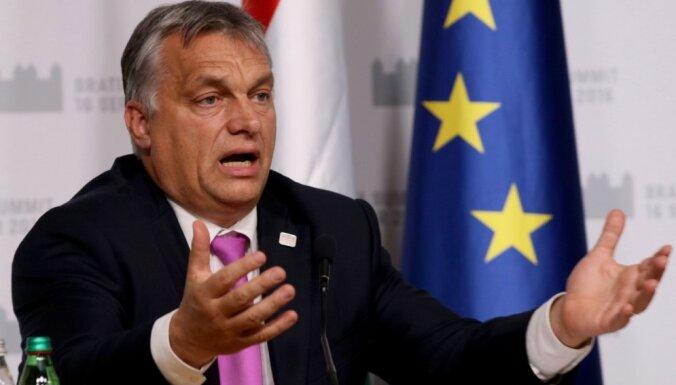 Орбан объяснил отказ пускать беженцев в Венгрию