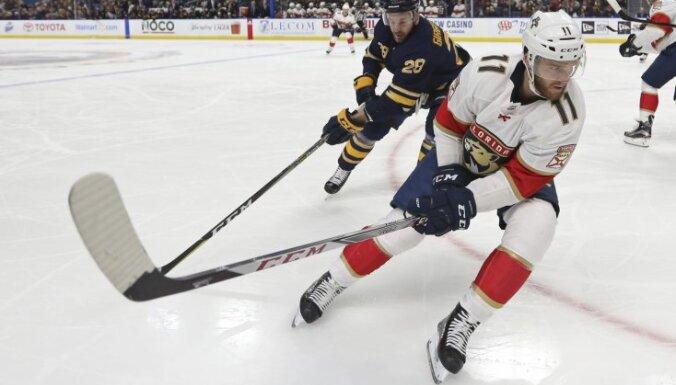НХЛ: Гиргенсонс забросил шайбу, Малкин признан лучшим игроком января