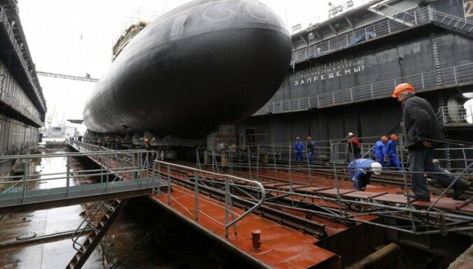 Krievija un Ēģipte noorganizējušas pirmās kopīgās karaflotes mācības