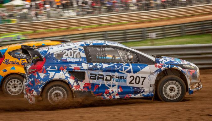 FIA Eiropas autokrosa čempionāta posmā Bauskā uz starta izies arī latvieši