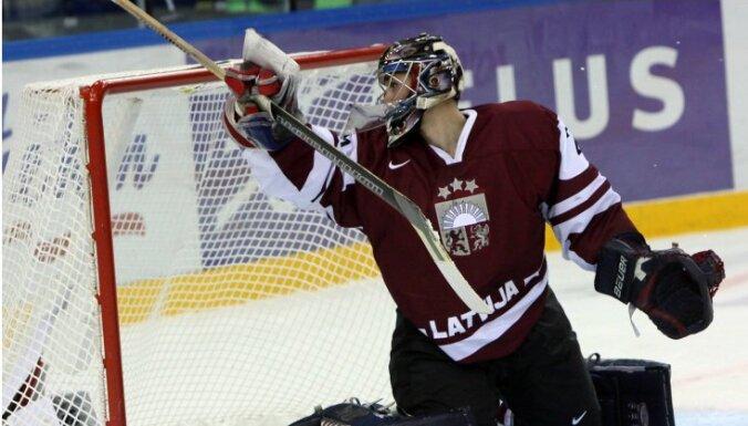 """Хоккей: латвийская """"молодежка"""" вылетела из """"элиты"""""""