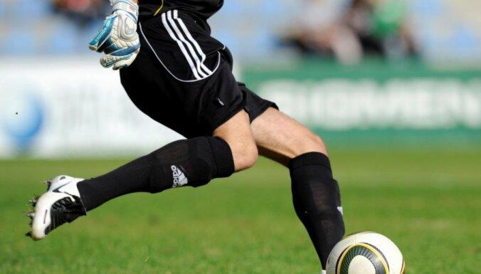 В Риге на стадионе Skonto обокрали эстонскую футбольную команду