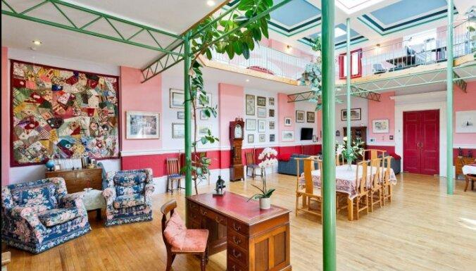 Neticamas pārvērtības: kā sens tiesas nams kļuva par apburošu dzīvojamo māju