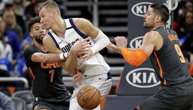 Visas trīs latviešu pārstāvētās NBA komandas sezonu turpinās jūlija pēdējā dienā