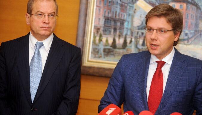 Принят бюджет Риги с дефицитом в 55,6 млн. евро; оппозиция предрекла крах, Ушаков отрицает