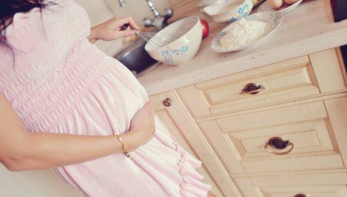 Ar ko grūtniecei mieloties Lieldienās: uztura speciālistes ieteikumi